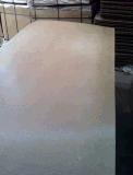 Dunkler Brown-Hartfaserplatte 4X8 machen Oberfläche und raue Rückseite glatt