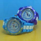 Horloges van het Silicone van de douane de Hete Verkopende