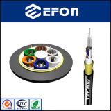 24/72/96 кабелей одиночного режима Self-Supporting ADSS сердечника/кабель волокна оптически (GYFY)
