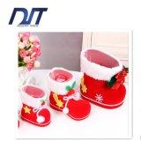 Diversa decoración de la Navidad de los estilos de la fabricación 4 al por mayor suministra cargadores del programa inicial del caramelo