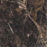 中国焦茶Emperadorの大理石のタイルおよび大理石