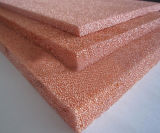 De poreuze Uiterst dunne Metalen van het Schuim van het Koper Materiële