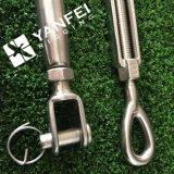 Mascella del tenditore a vite dell'acciaio inossidabile DIN1478 & mascella
