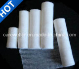 Atadura da gaze de /PBT da atadura da gaze do algodão