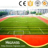 Erba artificiale del certificato del Ce per calcio