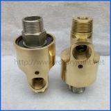 tipo junta rotatoria del Multi-Paso HD del 1/2 '' del borde de cobre amarillo del aire
