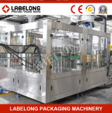 2000bph Máquina de enchimento de bebidas carbonatadas para fábrica de bebidas