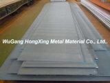 Placa de aço laminada a alta temperatura Elevada-Strenght Q235gj Q345q de estrutura de edifício
