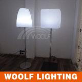 Lâmpada padrão de lâmpada de assoalho do diodo emissor de luz para a HOME da barra de KTV