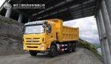 Nouveau camion à benne basculante lourd du Tri-Anneau 6X4 de modèle