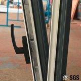 Venster van uitstekende kwaliteit van de Schuine stand & van de Draai van het Profiel van het Aluminium het Binnenkomende, het Venster van het Aluminium, Venster K04004