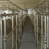 Systeem van de Leuning Saling van de fabriek het Directe Hete Gegalvaniseerde Tubulaire met de Omheining van de Bal