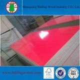 Hoog - MDF van de Melamine van het Titanium van de dichtheid Witte van China Factury