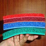 Cojín de PVC rollo Mat para polvo de limpieza