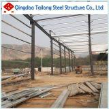 Atelier/entrepôt préfabriqués de haute résistance de structure de faisceau en acier