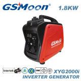 Стандартный генератор газолина AC однофазный 4-Stroke 1700W цифров с Ce, GS, EPA, утверждением PSE