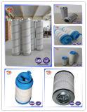 Elemento de filtro do petróleo hidráulico da recolocação Hc8300fkz39h de China