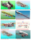 High Quality를 가진 Electrostatic Powder Coating Line를 주문을 받아서 만드십시오