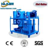 máquina de Filteration del aceite aislador del transformador 110kv
