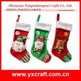 Métier fabriqué à la main de Noël de la décoration de Noël (ZY14Y59-1-2-3)