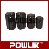 Linha de baixa voltagem isoladores do isolador da alta qualidade/tensão da estada de Prcelain