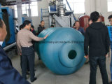 tanques de água plásticos de 5000L 3layer que fazem a máquina