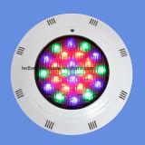 Mutiカラー変更を用いるプラスチック家LEDの鉱泉のプールライト