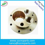Automticの機械装置の高精度の溶接の部品のためのCNCの機械化の回転部品