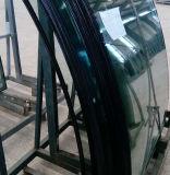 trasparente fuso di vetro Tempered di 4-19mm macchiato per la finestra dei portelli