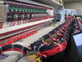 중국 제품 유리제 직선 경사지는 기계