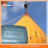 Saco de água do teste do guindaste de 50 toneladas