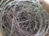Desecho de aluminio del alambre del alambre y del cable eléctricos