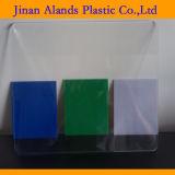 Tablero decorativo coloreado del acrílico del plexiglás