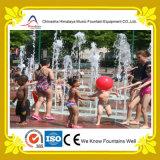 Квадратный фонтан холодной воды фонтана для игры детей