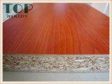 4*8 6/9/12/15/18mm E0/E1 stratifiés/panneau de particules de mélamine pour des meubles
