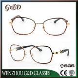 Lente popular Vlb032 óptico de Eyewear del marco del metal del diseño