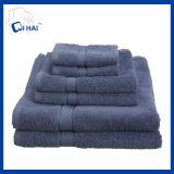 insiemi del tovagliolo di fronte del tovagliolo di bagno del cotone di 3PCS 5PCS 6PCS (QHT5596)