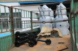A bolsa desperdiça o incinerador feito em China