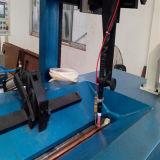 Macchina longitudinale della saldatura continua del cilindro del tubo d'acciaio
