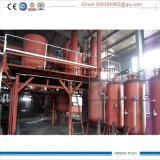 Tipo energy-saving refinação de petróleo plástica à máquina Diesel 10tpd