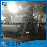 Máquina de alta velocidade do rolo do papel higiénico da produção e do papel de tecido facial