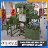 Holle het Maken van de Baksteen en van de Baksteen van de Betonmolen Machine qt3-20