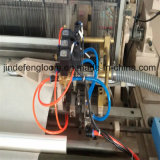 Alimentador eletrônico de 2 cores Air Jet Loom com Staubli ou Bintian Cam