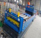 El panel de acero del Decking del suelo de Dixin que hace la máquina