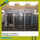 De industriële Machine van het Dehydratatietoestel van het Vlees van Meshroom van de Hete Lucht van het Roestvrij staal