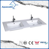 Bassin de salle de bains et bassin d'une seule pièce de partie supérieure du comptoir (ACB1601)