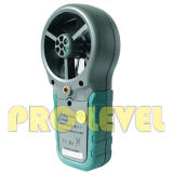 Vochtigheid en Temperature Digital Anemometer (MS6252B)