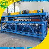 Organisches Düngemittel-Mischung/geöffnete Rollejustierenthrow-Maschine mit Qualität