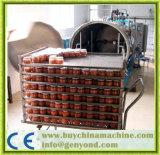 Máquina de esterilización del alimento automático de la eficacia alta