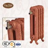 Radiateur aulique de chauffage de décoration de maison de fer de moulage de type de rétro modèle